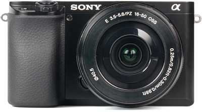 Sony Alpha 6100 Review