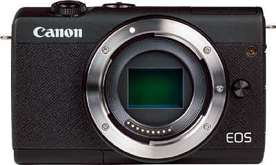 Canon EOS M200 Review