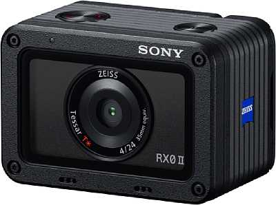 Sony RX0 II Review