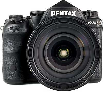 Pentax K-1 Mark II Review