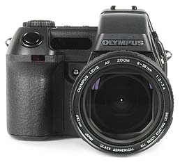 Olympus E10 Review